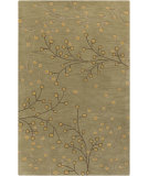 RugStudio presents Surya Athena ATH-5113 Neutral / Green Area Rug