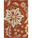 RugStudio presents Surya Athena ATH-5126 Burgundy Hand-Tufted, Best Quality Area Rug