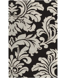 RugStudio presents Surya Athena Ath-5131 Black Hand-Tufted, Best Quality Area Rug