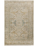 RugStudio presents Surya Antique ATQ-1000 Neutral / Green Area Rug
