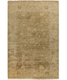 RugStudio presents Surya Antique ATQ-1001 Green / Neutral Area Rug