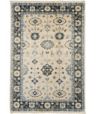 RugStudio presents Surya Antique Atq-1006 Beige Hand-Knotted, Good Quality Area Rug