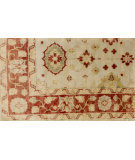 RugStudio presents Surya Antique Atq-1009 Burgundy Hand-Knotted, Good Quality Area Rug