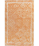 RugStudio presents Surya Atlas ATS-1003 Burnt Orange Woven Area Rug