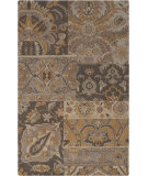 RugStudio presents Surya Aurora Aur-1058 Pewter Hand-Tufted, Good Quality Area Rug