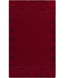 RugStudio presents Surya Aztec AZT-3002 Red / Violet (purple) Area Rug