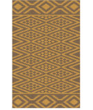 RugStudio presents Surya Aztec AZT-3005 Gold Woven Area Rug