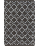 RugStudio presents Surya Aztec AZT-3008 Charcoal / Blue Woven Area Rug