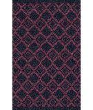 RugStudio presents Surya Aztec AZT-3010 Violet (purple) / Blue Woven Area Rug