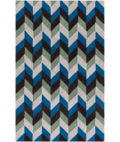 RugStudio presents Surya Bali BAL-1920 Teal / Sea Foam Hand-Tufted, Good Quality Area Rug