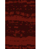 RugStudio presents Surya Bali BAL-1927 Burgundy Hand-Tufted, Good Quality Area Rug