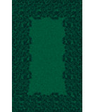 RugStudio presents Surya Bali BAL-1933 Blue / Green Hand-Tufted, Good Quality Area Rug