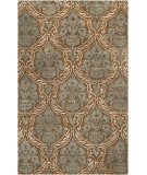 RugStudio presents Surya Banshee Ban-3320 Espresso Hand-Tufted, Good Quality Area Rug