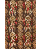 RugStudio presents Surya Banshee Ban-3321 Orange-Red Hand-Tufted, Good Quality Area Rug