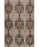 RugStudio presents Surya Banshee Ban-3323 Maroon Hand-Tufted, Good Quality Area Rug
