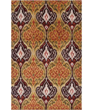 RugStudio presents Surya Banshee Ban-3324 Burnt Orange Hand-Tufted, Good Quality Area Rug