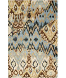 RugStudio presents Surya Banshee Ban-3325 Soft Blue Hand-Tufted, Good Quality Area Rug