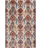 RugStudio presents Surya Banshee Ban-3330 Teal Blue Hand-Tufted, Good Quality Area Rug