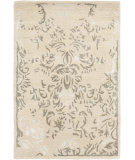 RugStudio presents Surya Banshee Ban-3331 Antique White Hand-Tufted, Good Quality Area Rug