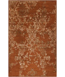 RugStudio presents Rugstudio Sample Sale 73070R Rust Red Hand-Tufted, Good Quality Area Rug
