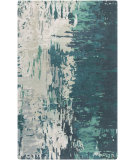 RugStudio presents Surya Banshee BAN-3343 Green Hand-Tufted, Good Quality Area Rug