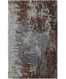 RugStudio presents Surya Banshee BAN-3346 Neutral / Blue Area Rug