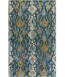 RugStudio presents Surya Banshee Ban-3351 Teal Hand-Tufted, Good Quality Area Rug