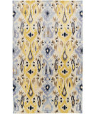 RugStudio presents Surya Banshee Ban-3355 Gold / Gray Hand-Tufted, Good Quality Area Rug