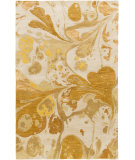 RugStudio presents Surya Banshee Ban-3360 Gold Hand-Tufted, Good Quality Area Rug