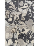 RugStudio presents Surya Banshee Ban-3361 Charcoal Hand-Tufted, Good Quality Area Rug