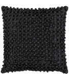 RugStudio presents Surya Pillows BB-037 Black