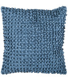 RugStudio presents Surya Pillows BB-038 Teal Blue