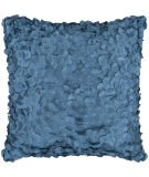 RugStudio presents Surya Pillows BB-047 Teal Blue
