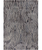RugStudio presents Surya Belladonna Bda-3005 Charcoal Hand-Tufted, Good Quality Area Rug