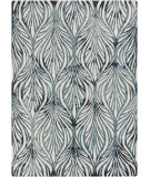 RugStudio presents Surya Belladonna Bda-3006 Teal Hand-Tufted, Good Quality Area Rug