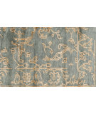 RugStudio presents Surya Bagras Bgr-6004 Moss Hand-Knotted, Good Quality Area Rug