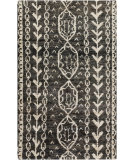 RugStudio presents Surya Bjorn Bjr-1000 Chocolate Hand-Knotted, Good Quality Area Rug