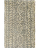 RugStudio presents Surya Bjorn Bjr-1001 Gray Hand-Knotted, Good Quality Area Rug