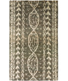 RugStudio presents Surya Bjorn Bjr-1003 Forest Hand-Knotted, Good Quality Area Rug