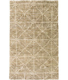 RugStudio presents Surya Bjorn Bjr-1006 Mocha Hand-Knotted, Good Quality Area Rug