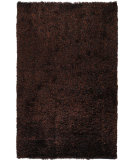 RugStudio presents Surya Boulevard BLV-8000 Chocolate black Area Rug