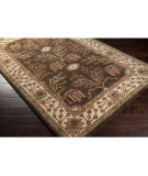 RugStudio presents Surya Bungalo BNG-5013 Dark Chocolate Hand-Tufted, Good Quality Area Rug