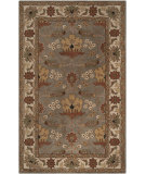 RugStudio presents Surya Bungalo Bng-5018 Khaki Hand-Tufted, Good Quality Area Rug