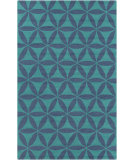 RugStudio presents Surya Brentwood BNT-7695 Blue / Green Area Rug