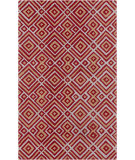 RugStudio presents Surya Brentwood BNT-7699 Neutral / Green / Red Area Rug