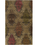 RugStudio presents Surya Brocade BRC-1001 Hand-Knotted, Good Quality Area Rug