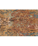 RugStudio presents Surya Brocade Brc-1009 Chocolate Hand-Knotted, Good Quality Area Rug