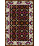 RugStudio presents Surya Bordeaux BRD-6001 Chocolate Hand-Tufted, Good Quality Area Rug