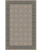 RugStudio presents Surya Bordeaux BRD-6002 Neutral / Green Area Rug