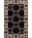 RugStudio presents Surya Bordeaux BRD-6006 Neutral / Violet (purple) Area Rug